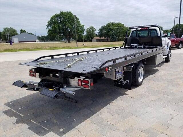 2019 Chevrolet Silverado Medium Duty Regular Cab DRW 4x4, Miller Industries Century Rollback Body #28154 - photo 8