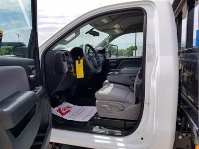 2019 Chevrolet Silverado Medium Duty Regular Cab DRW 4x4, Miller Industries Century Rollback Body #28154 - photo 13