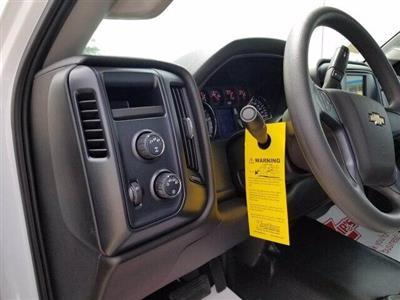 2019 Chevrolet Silverado Medium Duty Regular Cab DRW 4x4, Miller Industries Century Rollback Body #28154 - photo 15