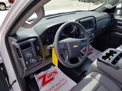 2019 Chevrolet Silverado Medium Duty Regular Cab DRW 4x4, Miller Industries Century Rollback Body #28154 - photo 16