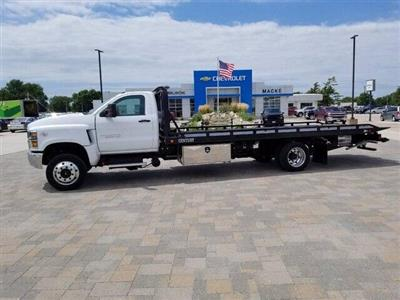 2019 Chevrolet Silverado Medium Duty Regular Cab DRW 4x4, Miller Industries Century Rollback Body #28154 - photo 9