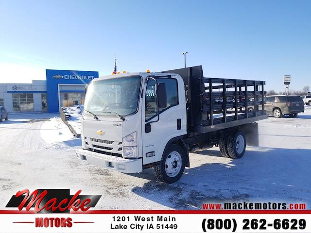 2020 Chevrolet LCF 4500 4x2, Reading Stake Bed #28867 - photo 1