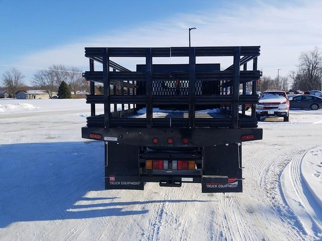 2020 Chevrolet LCF 4500 4x2, Reading Stake Bed #28867 - photo 8
