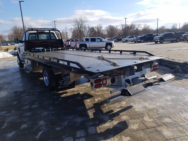 2020 Chevrolet Silverado Medium Duty Regular Cab DRW 4x4, Miller Industries Rollback Body #28888 - photo 1