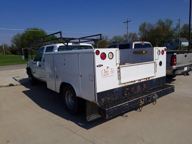 1997 GMC Sierra 3500 4x2, Service Body #29190AA - photo 1