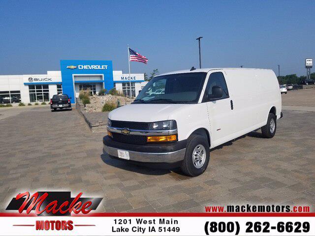 2021 Chevrolet Express 2500 4x2, Empty Cargo Van #29377 - photo 1