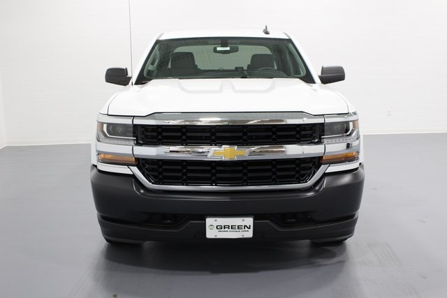 2017 Silverado 1500 Crew Cab 4x4, Pickup #E19847 - photo 3