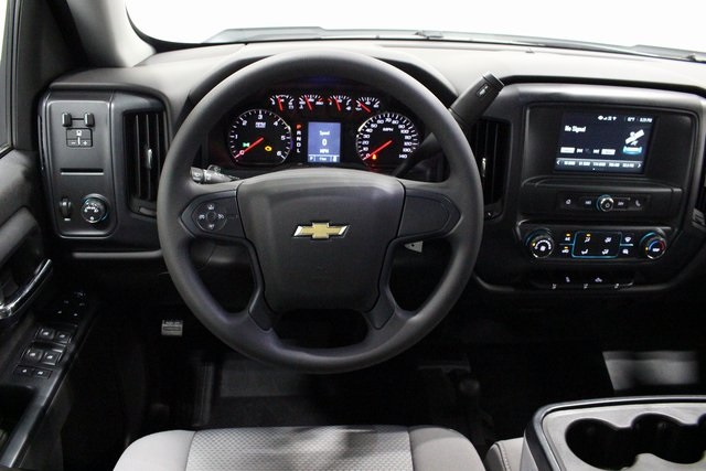 2017 Silverado 1500 Crew Cab 4x4, Pickup #E19847 - photo 21
