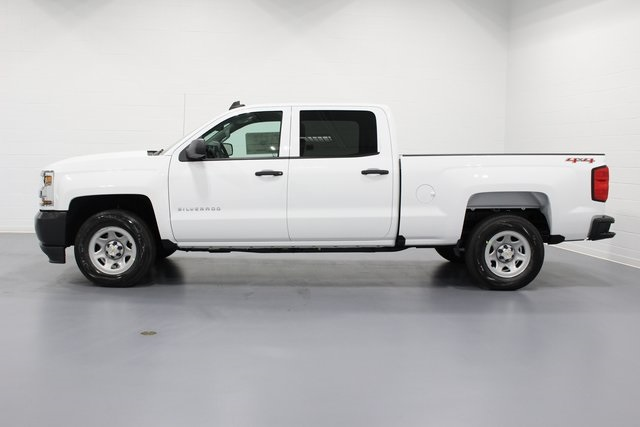 2017 Silverado 1500 Crew Cab 4x4, Pickup #E19847 - photo 5