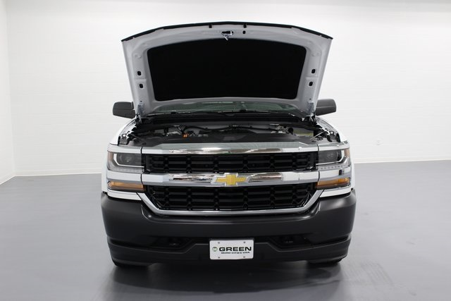 2017 Silverado 1500 Crew Cab 4x4, Pickup #E19847 - photo 43