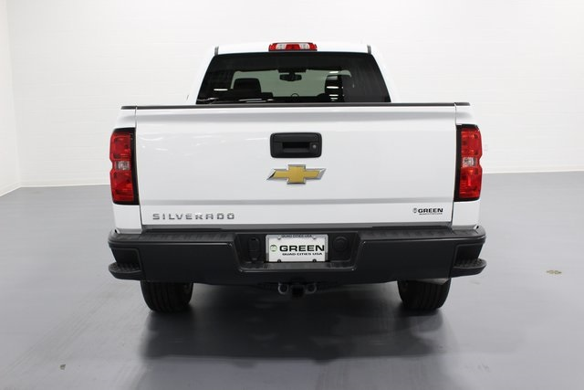 2017 Silverado 1500 Crew Cab 4x4, Pickup #E19847 - photo 7