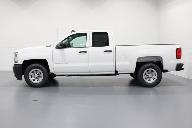 2017 Silverado 1500 Double Cab, Pickup #E19860 - photo 5