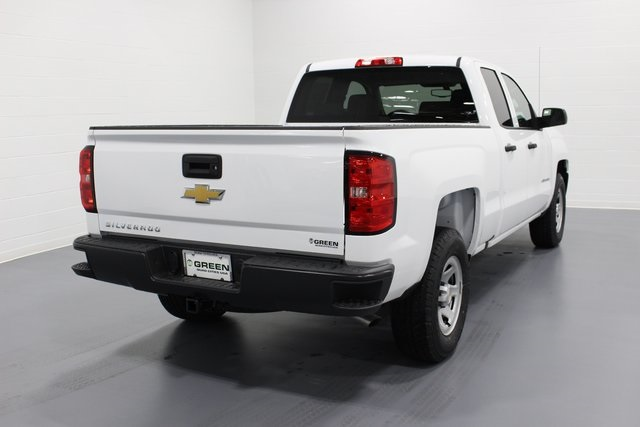 2017 Silverado 1500 Double Cab, Pickup #E19860 - photo 2