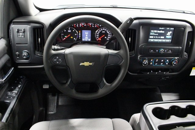 2017 Silverado 1500 Crew Cab, Pickup #E19885 - photo 21