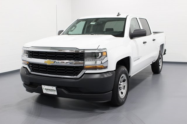 2017 Silverado 1500 Crew Cab, Pickup #E19885 - photo 4