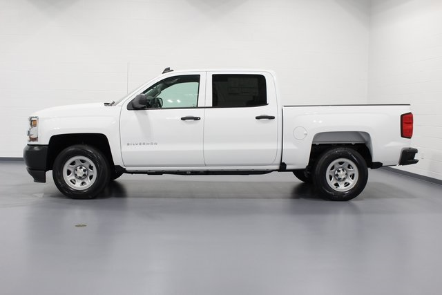 2017 Silverado 1500 Crew Cab, Pickup #E19885 - photo 5