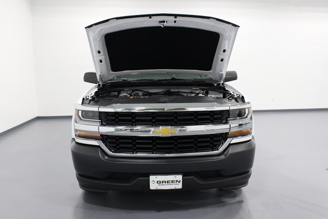 2017 Silverado 1500 Crew Cab, Pickup #E19885 - photo 42