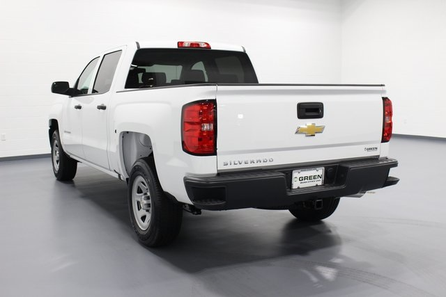 2017 Silverado 1500 Crew Cab, Pickup #E19885 - photo 6