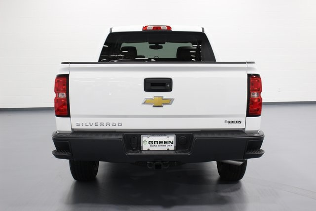 2017 Silverado 1500 Crew Cab, Pickup #E19885 - photo 7