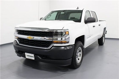 2017 Silverado 1500 Crew Cab 4x4, Pickup #E19967 - photo 4
