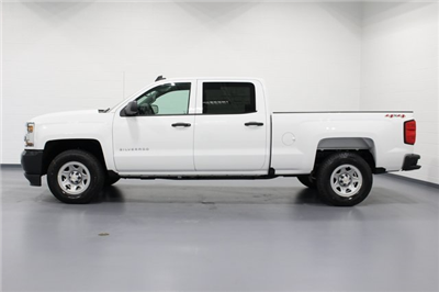 2017 Silverado 1500 Crew Cab 4x4, Pickup #E19967 - photo 5