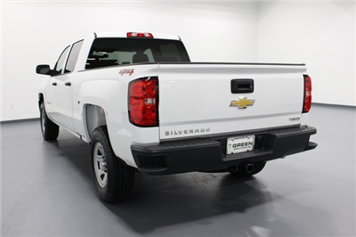 2017 Silverado 1500 Crew Cab 4x4, Pickup #E19967 - photo 6