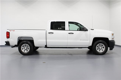 2017 Silverado 1500 Crew Cab 4x4, Pickup #E19967 - photo 8