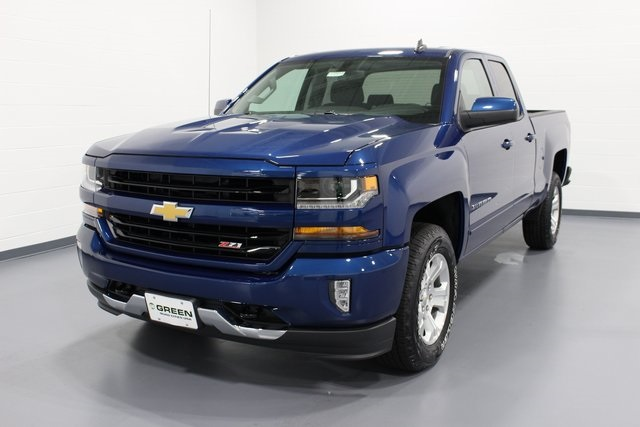 2018 Silverado 1500 Double Cab 4x4, Pickup #E20013 - photo 4