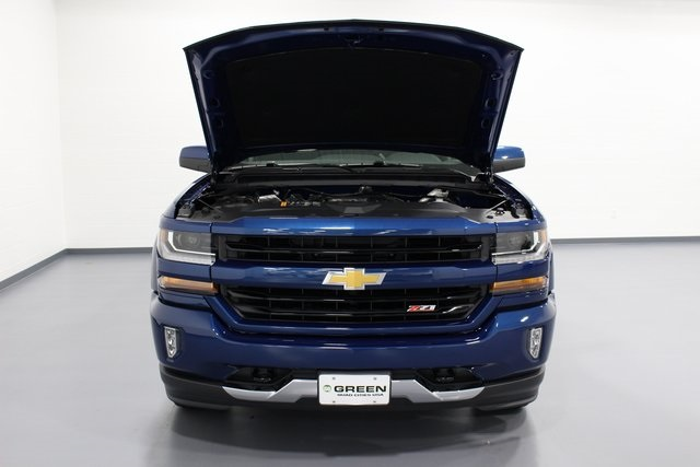 2018 Silverado 1500 Double Cab 4x4, Pickup #E20013 - photo 45