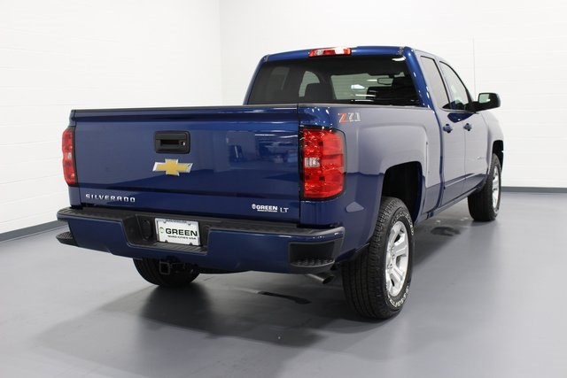 2018 Silverado 1500 Double Cab 4x4, Pickup #E20013 - photo 2