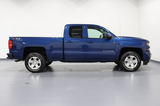 2018 Silverado 1500 Double Cab 4x4, Pickup #E20013 - photo 8
