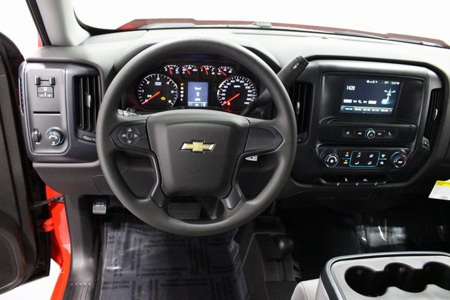 2018 Silverado 1500 Regular Cab 4x4, Pickup #E20094 - photo 16