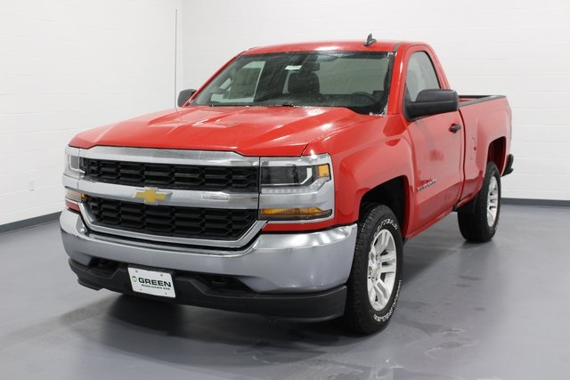 2018 Silverado 1500 Regular Cab 4x4,  Pickup #E20094 - photo 4