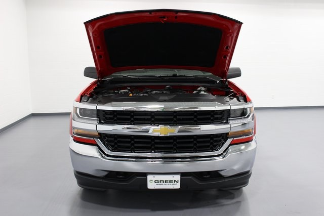 2018 Silverado 1500 Regular Cab 4x4,  Pickup #E20094 - photo 38
