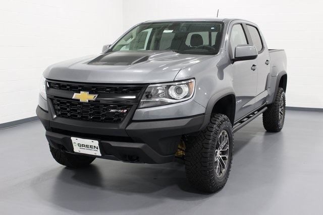 2018 Colorado Crew Cab 4x4, Pickup #E20130 - photo 4