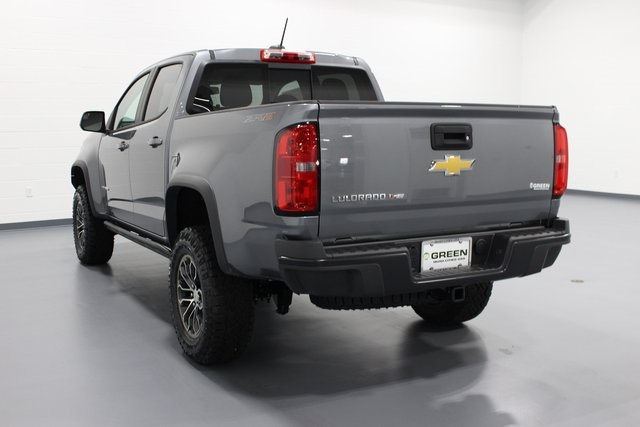 2018 Colorado Crew Cab 4x4, Pickup #E20130 - photo 6