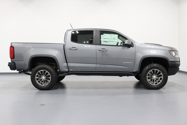 2018 Colorado Crew Cab 4x4, Pickup #E20130 - photo 8