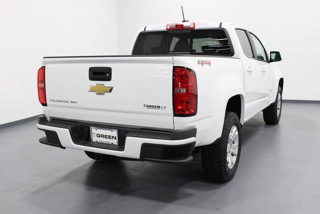 2018 Colorado Crew Cab 4x4, Pickup #E20215 - photo 2