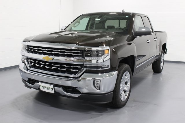 2018 Silverado 1500 Double Cab 4x4, Pickup #E20277 - photo 4