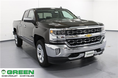 2018 Silverado 1500 Double Cab 4x4, Pickup #E20277 - photo 1