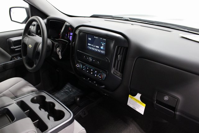 2018 Silverado 1500 Crew Cab 4x4,  Pickup #E20298 - photo 20