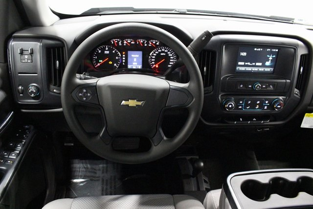 2018 Silverado 1500 Crew Cab 4x4,  Pickup #E20298 - photo 21