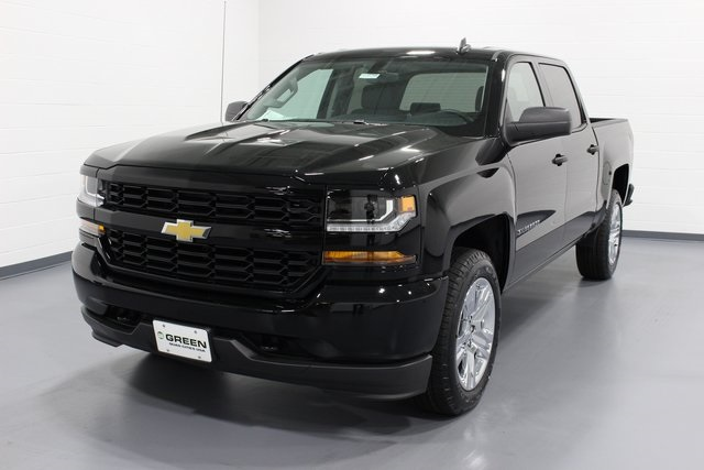 2018 Silverado 1500 Crew Cab 4x4,  Pickup #E20298 - photo 4