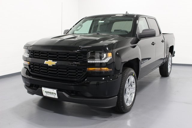2018 Silverado 1500 Crew Cab 4x4,  Pickup #E20312 - photo 4