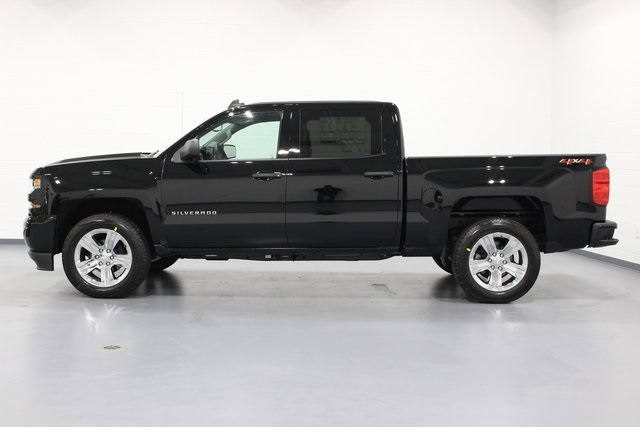 2018 Silverado 1500 Crew Cab 4x4,  Pickup #E20312 - photo 5