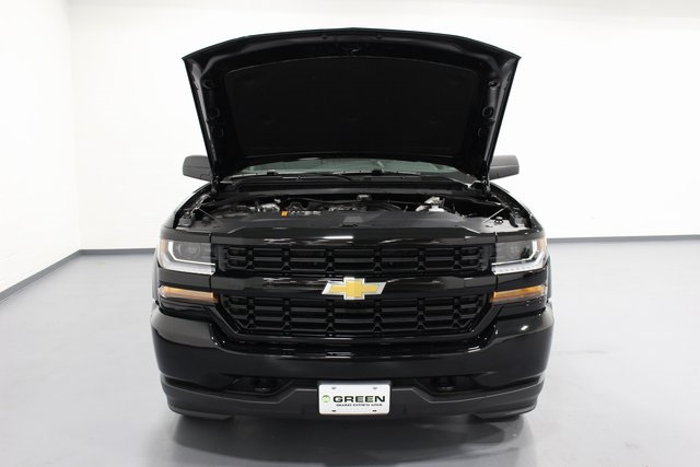 2018 Silverado 1500 Crew Cab 4x4,  Pickup #E20312 - photo 43