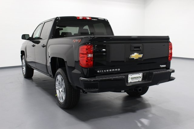 2018 Silverado 1500 Crew Cab 4x4,  Pickup #E20312 - photo 6