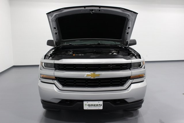 2018 Silverado 1500 Crew Cab 4x4,  Pickup #E20332 - photo 43