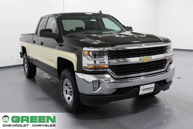 2018 Silverado 1500 Double Cab 4x4, Pickup #E20349 - photo 1