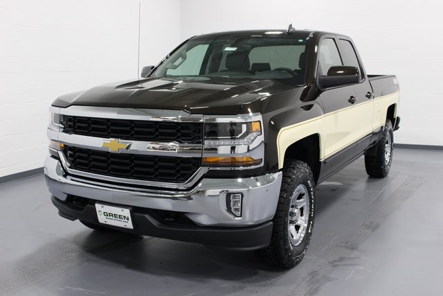 2018 Silverado 1500 Double Cab 4x4, Pickup #E20349 - photo 4